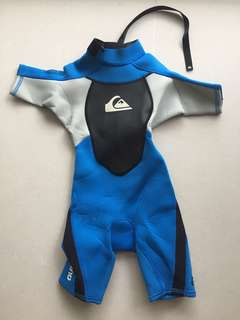 Quicksilver Neoprene