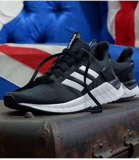 Adidas Questar RIDE BLACK WHITE