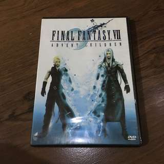 Original DVD (Final Fantasy)