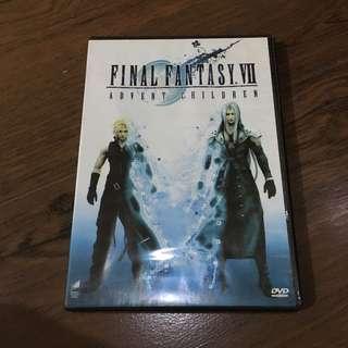 Original DVD (Final Fantasy)