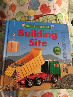 Usborne Lift and Look (Building site)