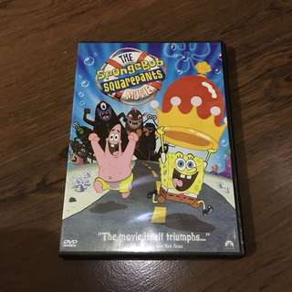 Original DVD (Spongebob Squarepants)