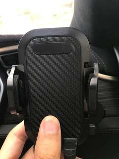 99%新 手機支架 實用 硬淨 phone case car use