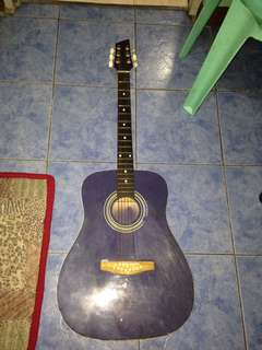 Preloved Acoustic Guitar