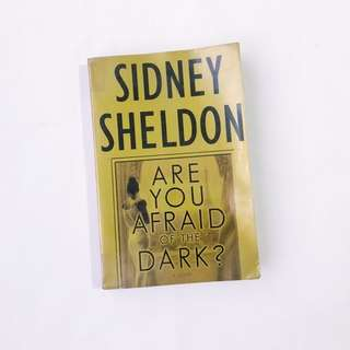 🦉 Sidney Sheldon Are You Afraid of the Dark?