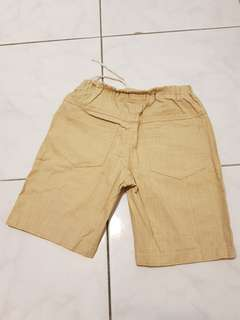 🚚 竹節棉褲