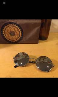 Round Boho Sunglasses