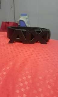Armani exchange belt size 32