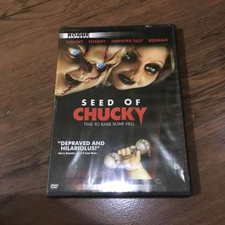 Original DVD (The Seed of Chucky)