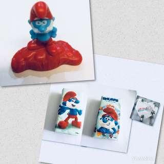 BN Papa Smurf Set