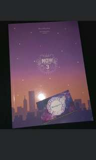 [Clearance] Bts now3 neverland book
