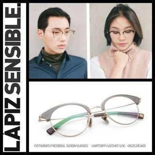 Lapiz sensibles Korean eyeglasses 韓國平光眼鏡