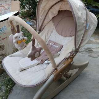 Baby bouncer hight quality