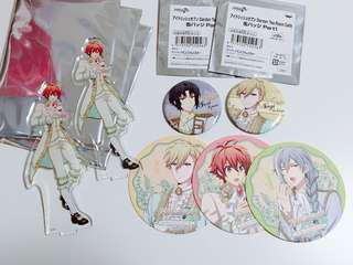 IDOLISH7 Garden Tea Room Cafe Goods