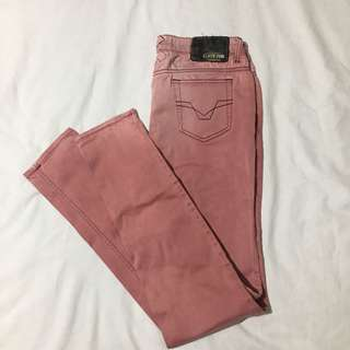 Preloved Folded and Hung pants