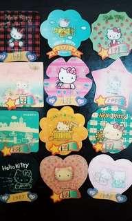 🚚 Hello kitty磁鐵1個$5(keroro/哆啦/小丸子