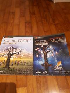 Science Matters ( lower secondary ) textbooks