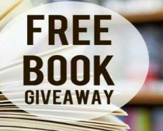 Free Books Giveaway 😄😄