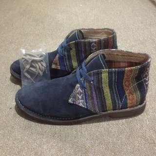 Clarks originals desert boots navajo