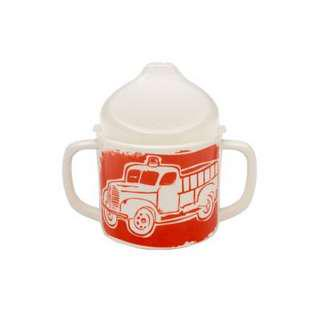 Sugarbooger Sippy Cup - Fire Truck
