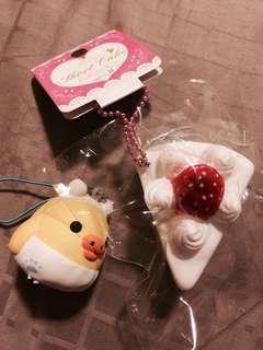 Kiiroitori and Cafe De N cake