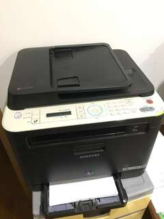 Samsung CLX-3185FW colour laser printer