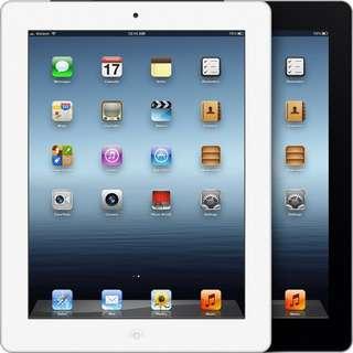iPad 3 white