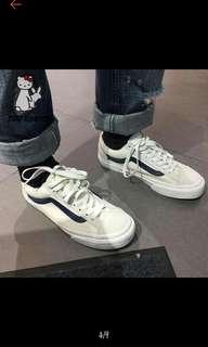 Vans板鞋(藍色)