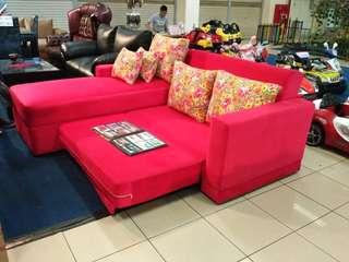 Sofa Bed Cicilan Murah