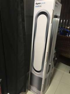 Dyson pure cool link box