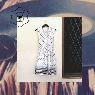 Dress Vintage polkadot