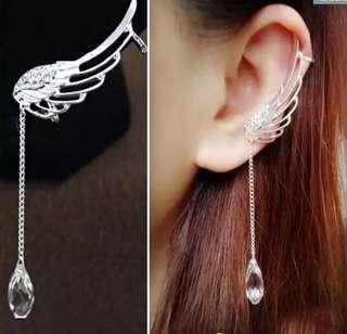 🚚 耳夾式耳環