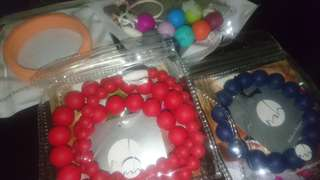Silicone/Teething Beads Jewelry - Take all