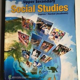 Social Studies Upper Sec Express/NA
