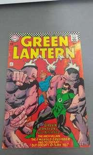 Silver Age Green Lantern #51