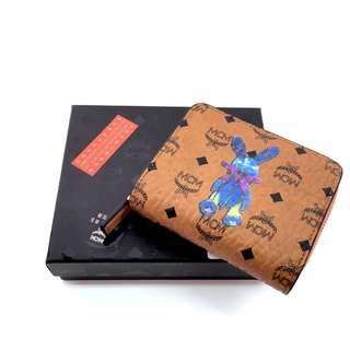 MCM Rabbit Mini Wallet