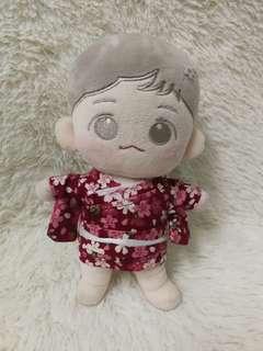 20cm doll kimono (female)