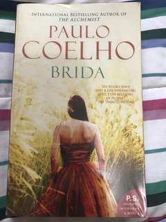 Brida by Paulo Coelho Used