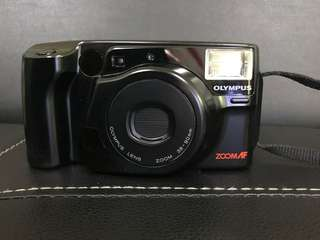 Olympus film camera AZ-230 superzoom