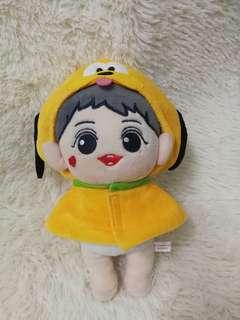 20cm doll Pluto Cloak