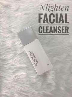 Nlighten Facial Cleanser Net WT. 100mL