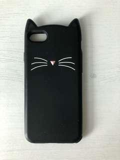 Iphone 7 cat case