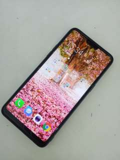 Oppo F7 black diamond