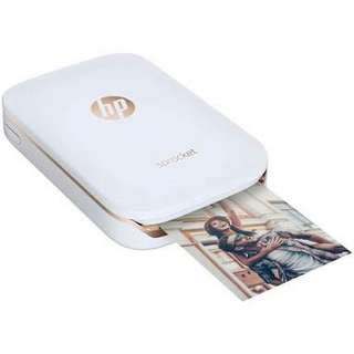 HP SPROCKET With 20 pcs HP Zink Photo Paper