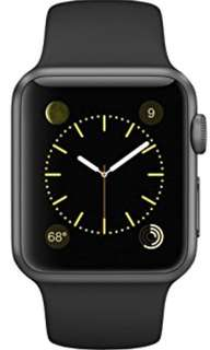 New! Unopened! Apple Watch Series 1 38mm (latest Gen2) Space Grey