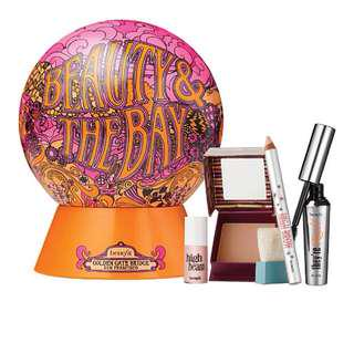 (Currently Out Of Stock) Benefit Limited Edition Beauty & The Bay Kit