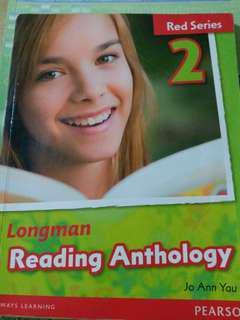 Longman Reading Anthology