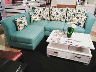 Sofa L Kredit Murah