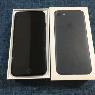 🚚 iPhone 7 霧黑 4.7 32G (完美整新機)