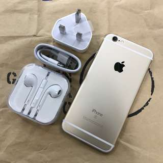 iPhone 6s 64GB Gold - Original iPhone